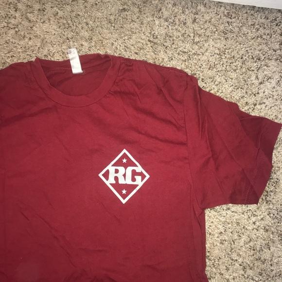 a5e9d045b308 Riley green dixie t-shirt size small